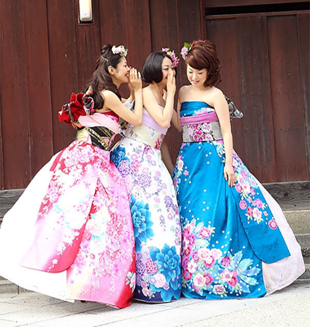 Japanese wedding dresses … a compilation of beauty and tradition and ...