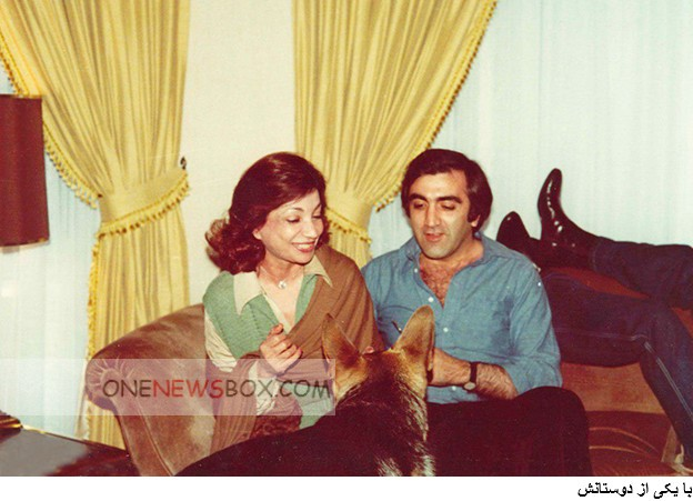Unseen photos of Ashraf Pahlavi