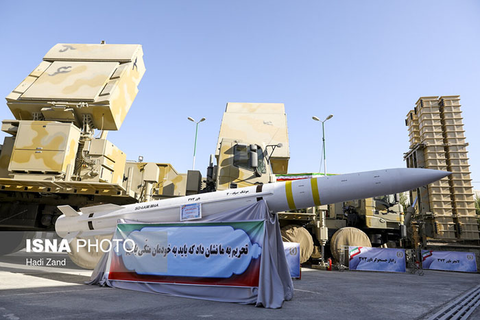 Bavar-373 air defense system unveiled in presence of
